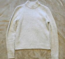 Cable Knit Grey Turtleneck Jumper