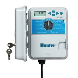 Hunter X-Core 8 Station Outdoor Controller Authentic Australian Stock