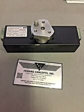 box of 20 Parker Xr071-1807-Ab25-A Pneumatic Air Rotary Actuator 180 degree
