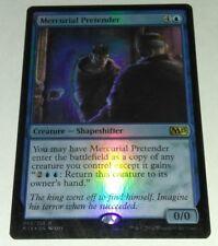 FOIL Mercurial Pretender M15 Mtg Magic the Gathering MP