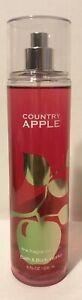 Bath & Body Works Fine Fragrance Mist. Country Apple. Full size