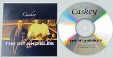 CASKEY signed CD THE INTANGIBLES 1st Releases Album from 2010 Autograph