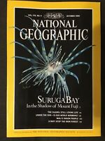 NATIONAL GEOGRAPHIC October 1990 SURUGAR BAY MALI'S DOGON Atop Rain Forest