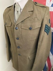 No.2 Dress Jacket, Para, welsh guards, army air corps etc British Army Issue