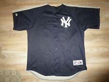 Alex Rodriguez 2009 New York Yankees World Series MLB Majestic Jersey XL mens