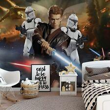 312x219cm Fototapete Wandtapete Für Kinder Zimmer Disney Star Wars Anakin