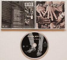 Bon Jovi - Keep The Faith (1992) I'll Sleep When I'm Dead, Bed of Roses