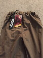 Mad Dog Gear Sz M Camo Waterproof Breathable Hunting Pants  New With Tags