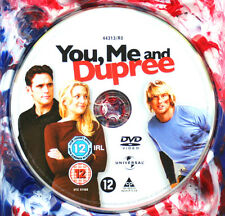 YOU, ME AND DUPREE DVD Movie Film - DISC ONLY  *