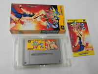 Y2955 Nintendo Super Famicom Final Fight 2 Japan SFC SNES w/box