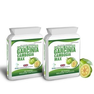 120 Garcinia Cambogia Pure Clean Detox Max Capsules Free Weight Loss Diet Tips