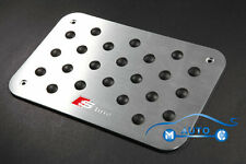 Sport Repose-pied tapis Pedals Pédales Pédalier Pr Audi AT/MT S-Line Auto