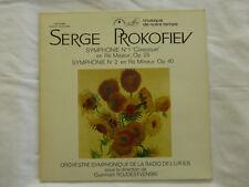 """serge prokofiev-symphonie n°1""""classique""""-LP 33 tours"""