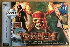 Parker DVD TV Games Pirates Of The Caribbean Dead Man's Chest (2006) Complete