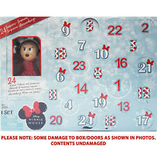 More details for disney minnie mouse advent calendar fashion xmas holiday doll clothes 24 day new