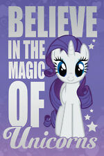 Poster MY LITTLE PONY - Believe In The Magic Of Unicorns 61x91,5cm NEU 59080