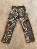 Magellan boys outdoor hunting pants size medium Real tree Edge 26x26