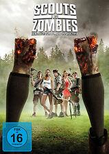 DVD * SCOUTS VS. ZOMBIES - HANDBUCH ZUR ZOMBIE-APOKALYPSE # NEU OVP +