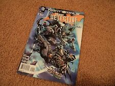Batman Detective comics 9 Night of the Owls !! bagged and boarded!!