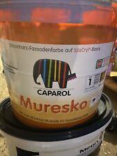 12,5 Liter Caparol Muresko Fassadenfarbe Restposten(17)