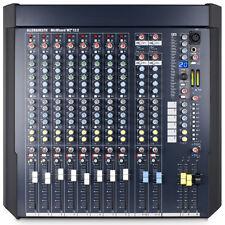 Allen & Heath Mixwizard WZ412:2 12-input Mixer, 6 Auxes, Effects +Picks