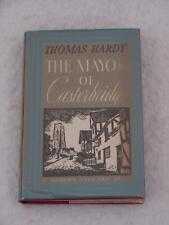 Thomas Hardy THE MAYOR OF CASTERBRIDGE Modern Library c. 1950