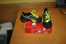PUMA VOLTAIC 3 JR SIZE YOUTH 12 BLACK/GREEN FREE SHIPPING NEW IN BOX