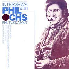Phil Ochs - Broadside Ballads 11: Interviews with Phil Ochs [New CD]