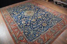 kork ghoum mit seide   teppich perser  ca: 340x235cm  tappeto tapis