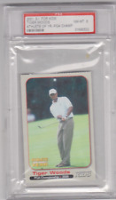 2001 - Sports Illustrated for Kids - Tiger Woods - PGA Champ - GRADED by PSA!!!