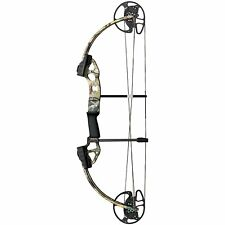 Bear Archery Outbreak Realtree Camo Compound Bow - Left Hand 70lbs 308 FPS