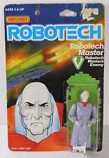 ROBOTECH MASTER ACTION FIGURE MATCHBOX 1985 SEALED!