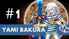 Yugioh Bakura OriCa Anime Style Deck