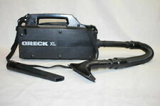 Oreck Xl Bb870-Ad Compact Handheld Canister Vacuum Cleaner with Attachments