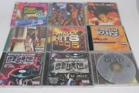 Lot of 9 Reggae Rap CD Dance Mix DJ Explicit Hip Hop Music Vintage 1990's-2000's