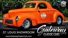 1941 Willys Coupe  Orange 1941 Willys Coupe  383 CID V8 TH400 automatic Available Now!
