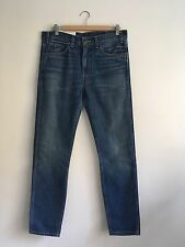 Levi's Vintage Clothing (LVC) Big E Orange Tab 606 Size 32X32 Made in USA