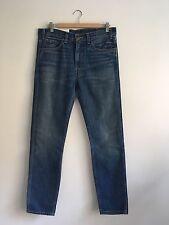 Levi's Vintage Clothing (LVC) Big E Orange Tab 606 Size 32X32 Made in USA