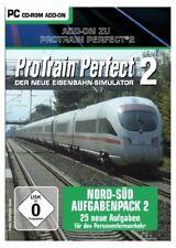 Pro Train Perfect 2 - Nord - Süd Aufgabenpack 2