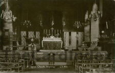 INVERARAY All Saints' Church Postcard nr Loch Lomand ARGYLLSHIRE Anon