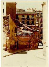 FOTO, ANTIGUAS CASAS DEL VIEJO MADRID, CREO QUE CERCA DE LA CALLE MAYOR EN 1971
