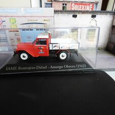 IAME Rastrojero Diesel (1962) 1/43 Voiture Miniature SALVAT Model Car