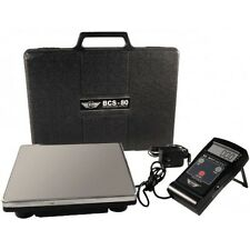 My Weigh Industrial BCS Portable Digital Postage Parcel Briefcase Scale 80Kg/20g