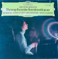 "HECTOR BERLIOZ - SINFONIA FANTASTIQUE - SEIJI OZAWA 12"" LP (L148)"
