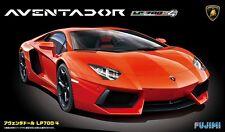 Fujimi RS-89 Lamborghini Aventador LP700-4 1/24 scale kit