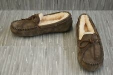**UGG Dakota (5612) Moccasin Slipper - Women's Size 5 - Espresso