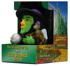 Wicked Witch of the West Celebriduck Rubber Duck NIB The Wizard of Oz