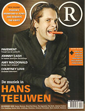 MAGAZINE OOR 2010 nr. 03 - JOHNNY CASH/MUMFORD & SONS/PAVEMENT/HANS TEEUWEN