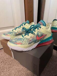Size 12 - Nike LeBron 18 Low LeBronold Palmer