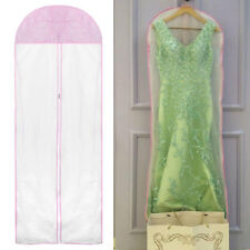 Large Wedding Dress Bridal Gown Garment Dustproof Breathable Storage Bag Cover